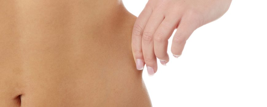 Recuperación post parto tras una cesárea