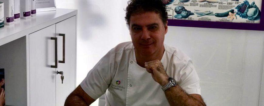 Dr.Vicente Santos: «El uso del botox debe verse como una medida preventiva»